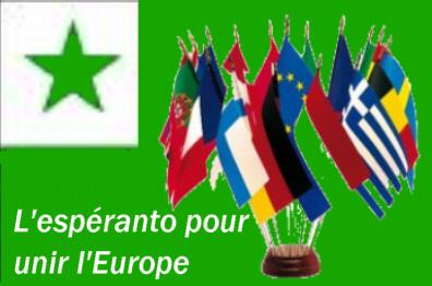 L'espéranto pour l'Europe